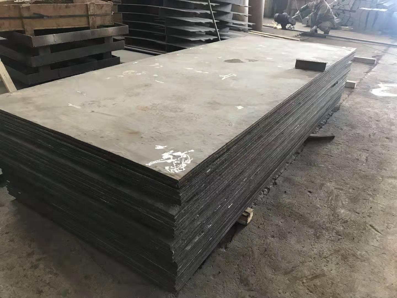 KN6耐磨钢板制作耐磨风机叶轮